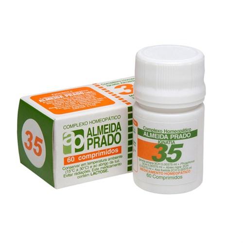 Complexo Homeopático Ignatia Almeida Prado nº 35