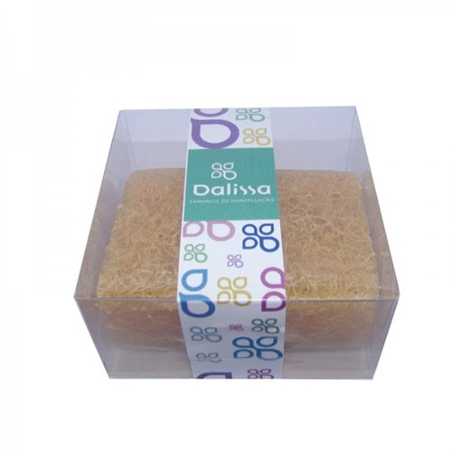Sabonete de Glicerina com Bucha Vegetal