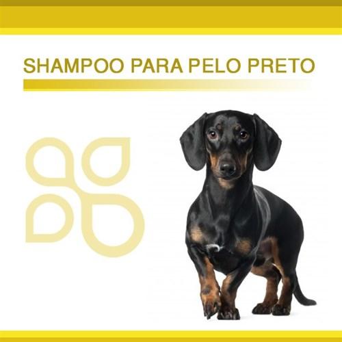 Shampoo para pelo preto