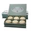 Kit Sabonete Cremoso Vegetal 6un de 60g Acqua Lounge