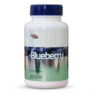Blueberry 60 cápsulas - Chá Mais