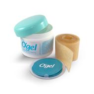 Lâmina de gel adesiva para cicatrização 30x3 - O'gel