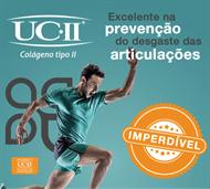 UC-II® - NOVO COLÁGENO TIPO II NÃO DESNATURADO.