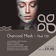 *** Charcoal Mask - Peel Off
