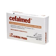 Cefalmed 30 comprimidos