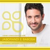 Creme Condicionador com Jaborandi e babosa