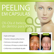 Peeling em cápsulas (Oli-Ola)  30 doses