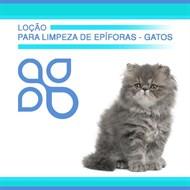 Loção para limpeza de epíforas - gatos