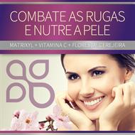 Matrixyl + Vitamina C + essência de flores de cerejeira - oil free