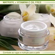 Matrixyl + Vitamina C + essência de laranja - oil free