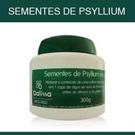 Sementes de Psyllium em pó