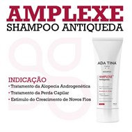Amplexe Shampoo  Antiqueda Ada Tina 100ml