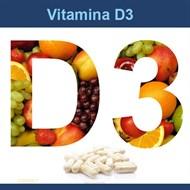 Vitamina D3 180 cápsulas de 2000UI