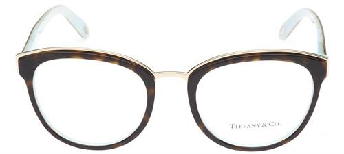 Tiffany 2162 - Armação Acetato Preto - 8134