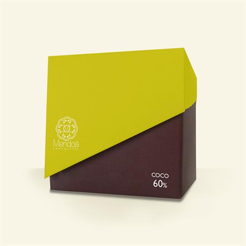 Mendoá Cubo 120g | Coco
