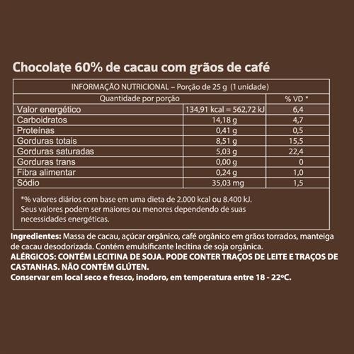 Mendoá com Café - 25g