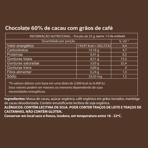 Mendoá com Café - 75g