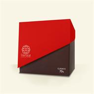 Mendoá Cubo Clássico 70% - 120g