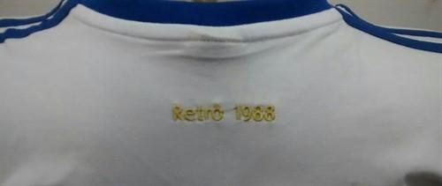 CAMISA RETRô 1988 - PAULO RODRIGUES