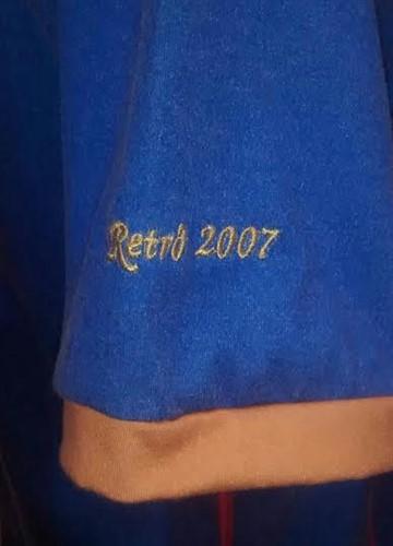 CAMISA RETRO 2007
