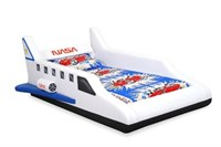 Cama Infantil Avião