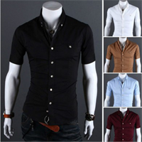Camisa Casual Slim Sty
