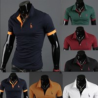 Camisa Polo Slim Fit Casual