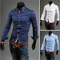 Camisa Slim Fit Stylishy