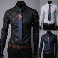 Camisa Slim Fit Stripes