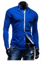 Camisa Slim Fit Model