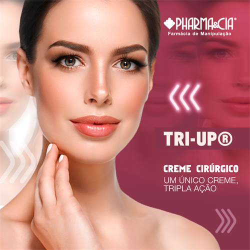 TRI UP CREME CIRÚRGICO 30G