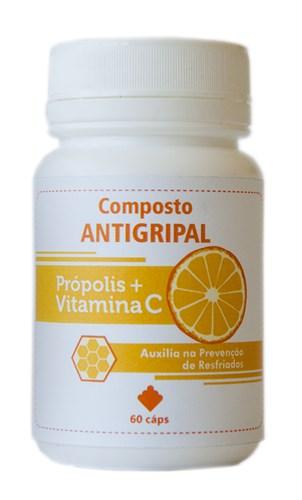 COMPOSTO ANTIGRIPAL 60 CÁPSULAS