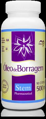 ÓLEO DE BORRAGEM 500MG