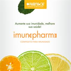IMUNOPHARMA - COMPOSTO PARA A IMUNIDADE 30 CÁPSULAS