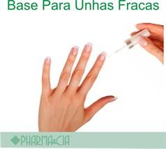 BASE FORTALECEDORA DE UNHAS - 10 ml