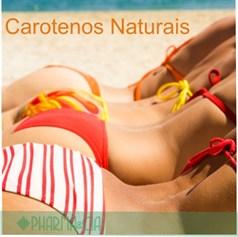 CAROTENOS NATURAIS 60 CÁPSULAS