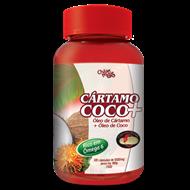 ÓLEO DE CÁRTAMO + ÓLEO DE COCO