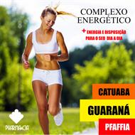 COMPLEXO ENERGÉTICO 60 CÁPSULAS