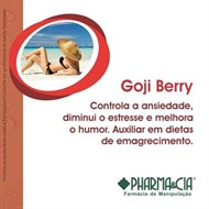 GOJI BERRY 500MG 30 CÁPSULAS