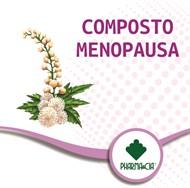COMPOSTO PARA MENOPAUSA 30 CÁPSULAS