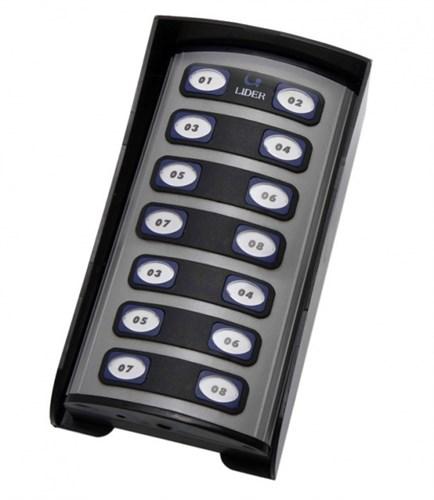 Porteiro Eletronico 18 pontos LIDER