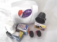 Kit Alarme -1 sensor sem fio  + 1 central de alarme + 1 discadora +2 controles + 1 sirene GENNO