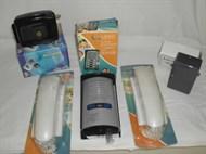 Kit Porteiro eletronico 02 interfones + monofone externo + fechadura eletrica + fonte alimentação LIDER