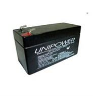 Bateria 12 volts 1,3 amperes  Alarmes e Cerca elétricas