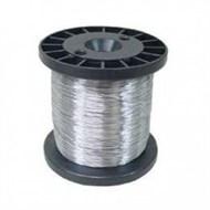 Rolo arame Fio 0,45 mm em alumínio p/ cercas elétricas