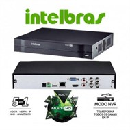 Dvr Stand Alone MHDX Intelbras 4 Canais 1104  5 Em 1 Full HD