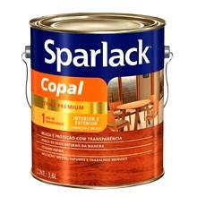 Verniz SPARLACK BRILHO COPAL TRANSPARENTE 3,6L