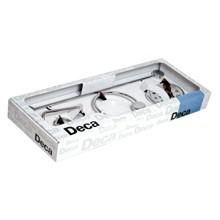 Kit DECA 2000 ACESS 5 PEÇAS FLEX CROMADO