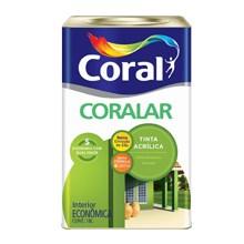TINTA CORAL Coralar Acrílica 18L Cores
