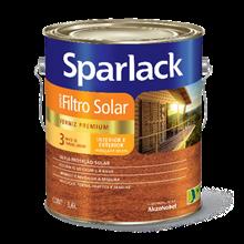 Verniz SPARLACK DUPLO FILTRO SOLAR BRILHO 3,6L